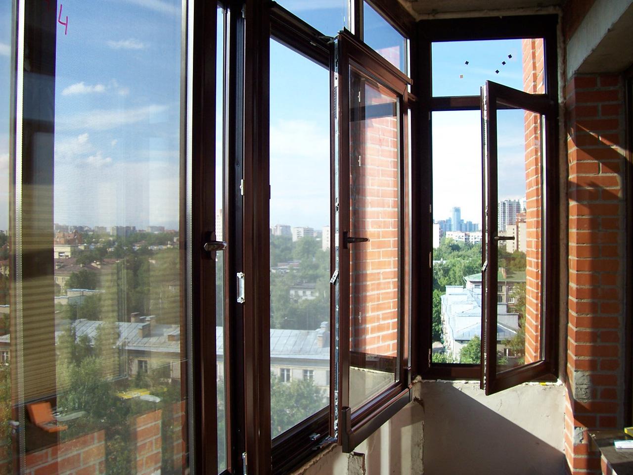 Остекление балконов, лоджий - феодосия. балконы в коктебе....
